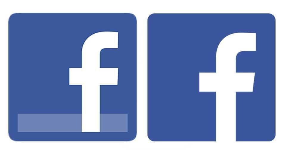 logo Facebook nouveau