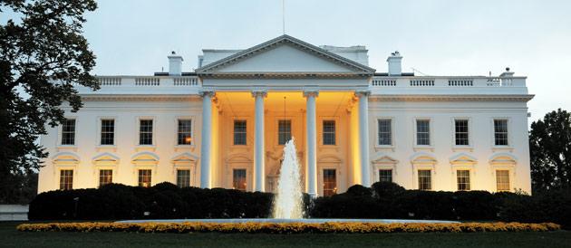 L 39 associated press annonce un attentat la maison blanche for A la maison blanche