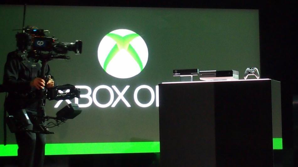 XboxOne_on_stage