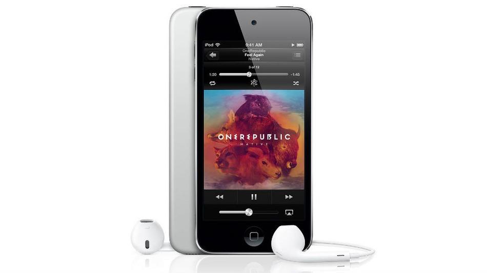 apple lance le nouvel ipod touch sans cam ra 229. Black Bedroom Furniture Sets. Home Design Ideas
