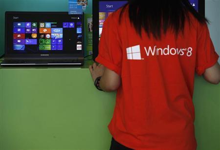 La version améliorée de Windows 8 disponible courant 2013