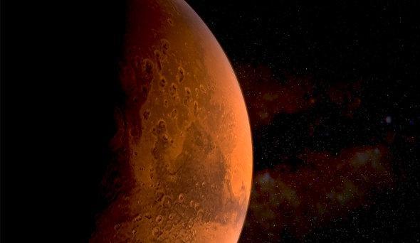 Mars-Nasa