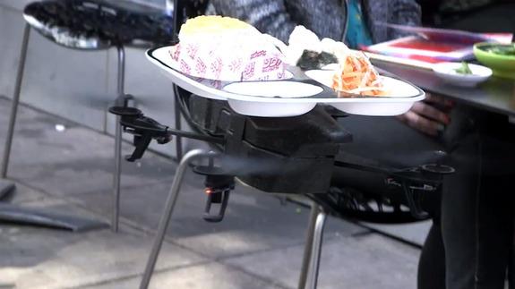 Sushi-Drone
