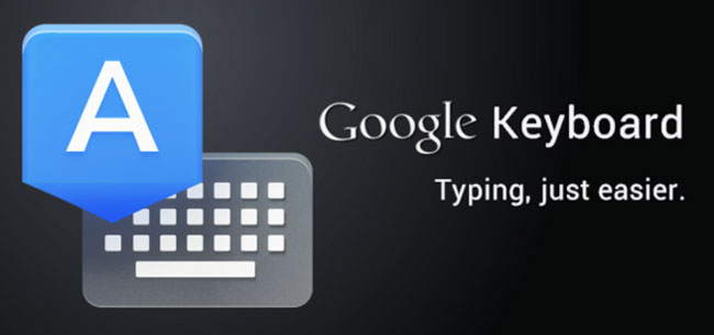 clavier-google-android