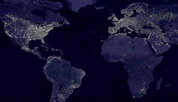 earth-city-lights