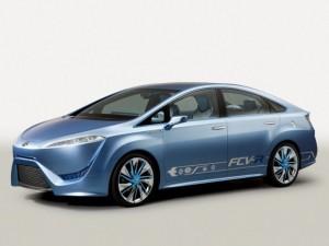 Toyota-FCVR
