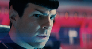 Zachary Quinto Spock Star Trek Into Darkness