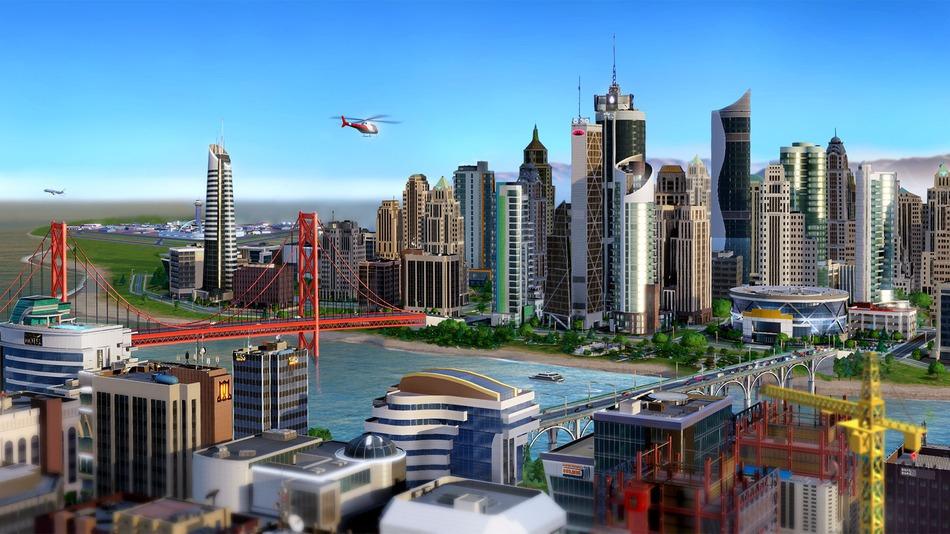 SimCity-Panoramic