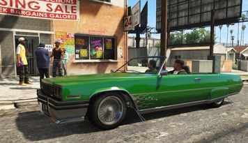 GTAV-Franklin-ride
