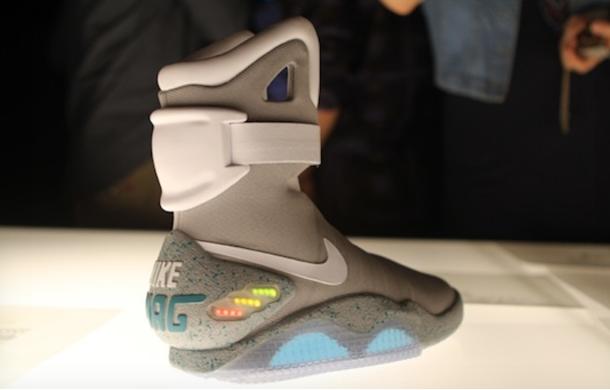 best sneakers 8e0b8 9a813 Les Nike de Retour vers le futur 2 bientôt disponibles