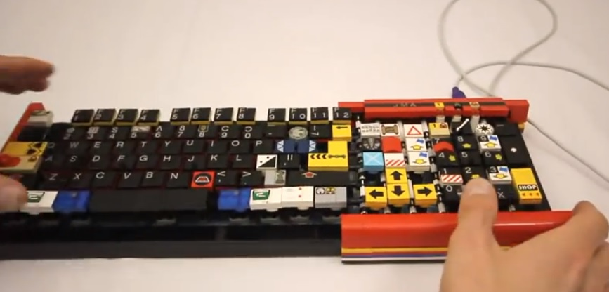clavier-LEGO