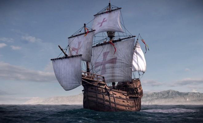 Souvent Le navire retrouvé au large de Haïti n'est pas le Santa Maria WW44