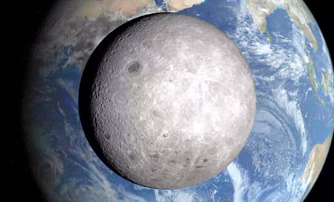 La Nasa D U00e9voile La Face Cach U00e9e De La Lune