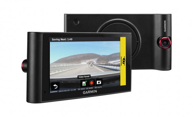 garmin nuvicam un nouveau gps avec une cam ra. Black Bedroom Furniture Sets. Home Design Ideas