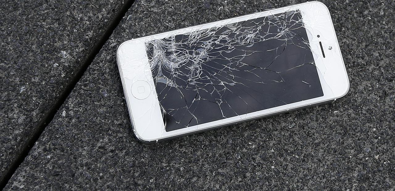 Apple a-t-il inventé un iPhone incassable