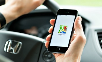 google-maps-ios-car