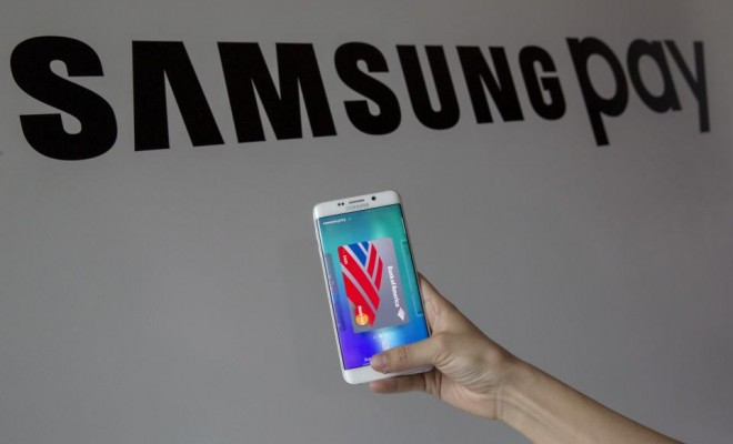how to connect paypal to samsung pay
