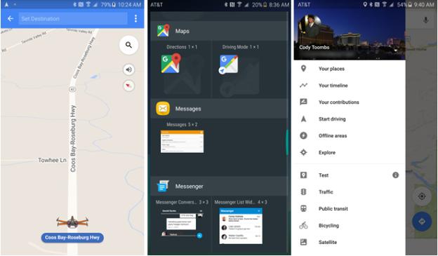 google-maps-driving-mode