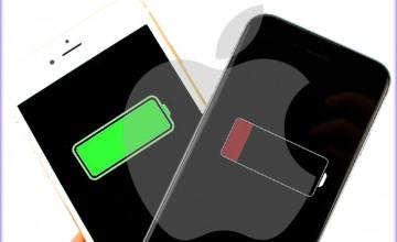 Apple-batterie