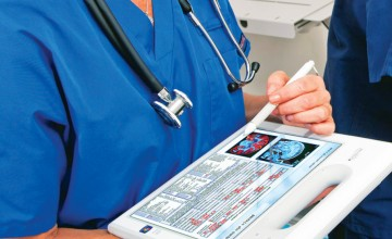 tablet-in-hospital