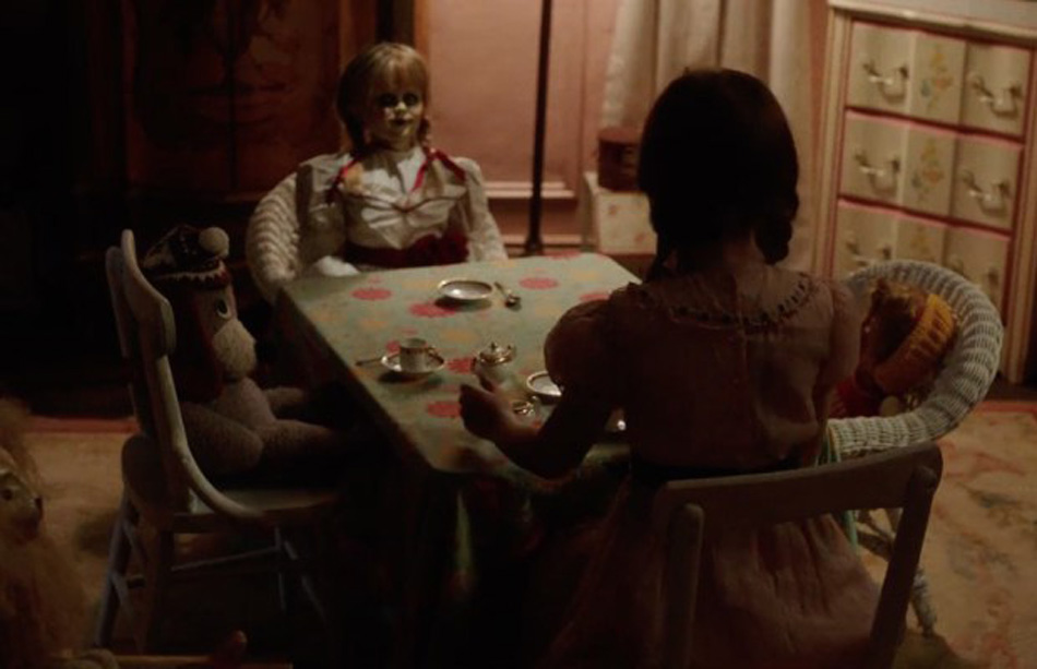 Premier teaser pour Annabelle 2, la poupée maléfique