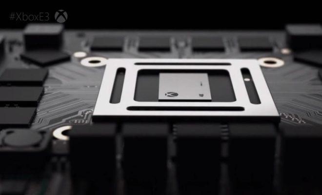 Quand Microsoft parle du prix de la console — Xbox One Scorpio