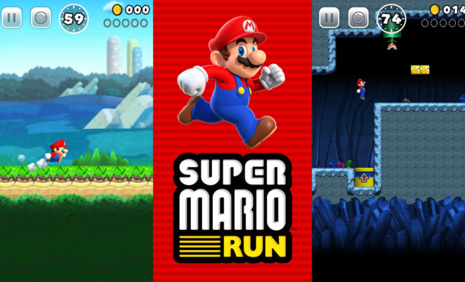 Super Mario Run arrive sur iPhone et iPad le 15 décembre