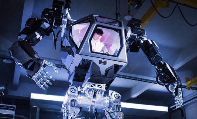 Method 2 Un Robot G Ant Cr En Cor E Du Sud Gridam