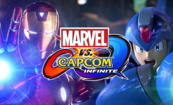 Marvel vs. Capcom Infinite : un trailer de gameplay