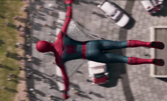 La première bande-annonce est arrivée — Spider-Man Homecoming