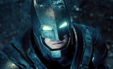 BATMAN V SUPERMAN: DAWN OF JUSTICE Trailer Ben Affleck as Batman/ Bruce Wayne  Screengrab