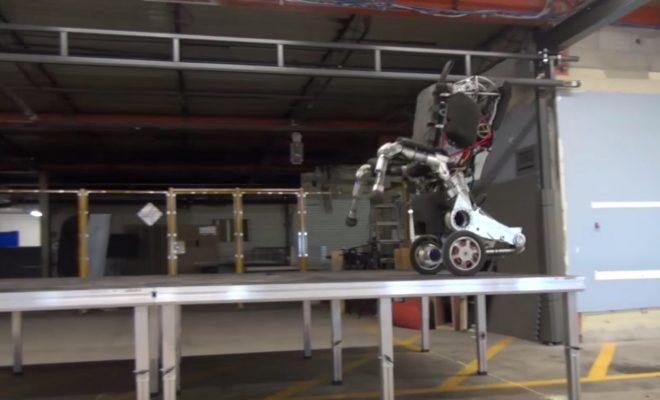 Handle : ce nouveau robot de Boston Dynamics est aussi bluffant que flippant !