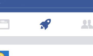 Facebook-Fusee