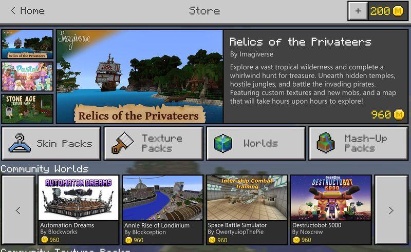 minecraft-marketplace