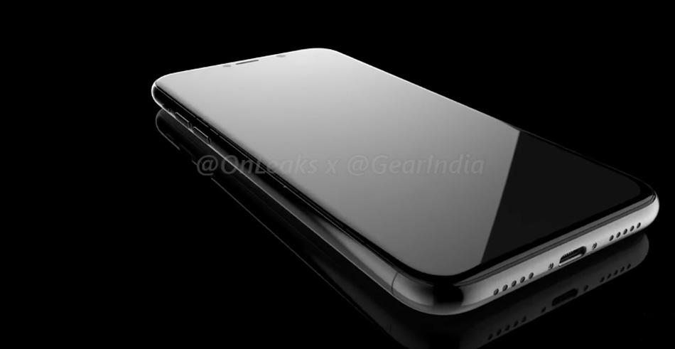 iphone 8 un aper u sous tous les angles gr ce une. Black Bedroom Furniture Sets. Home Design Ideas