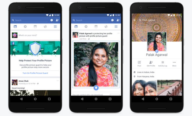Facebook protège contre le vol de photos de profil