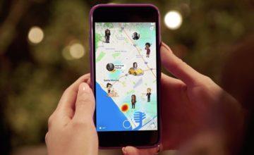 Snapchat-Maps