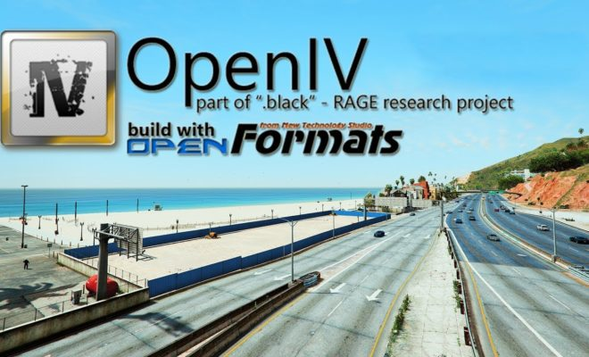 GTA 5 : Take-Two fait tomber l'outil de modding OpenIV