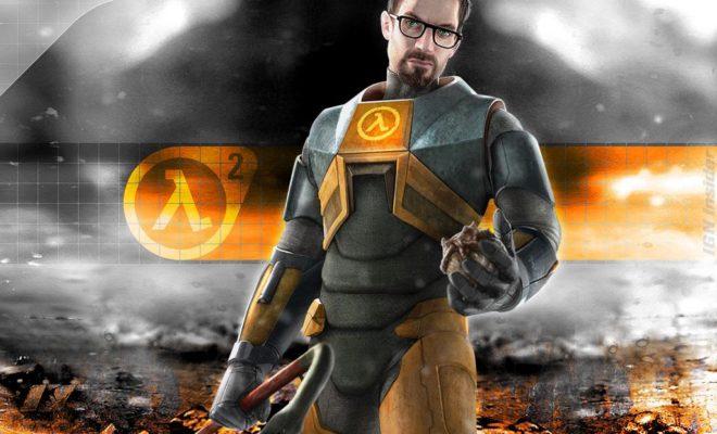 Un patch 19 ans après sa sortie — Half Life
