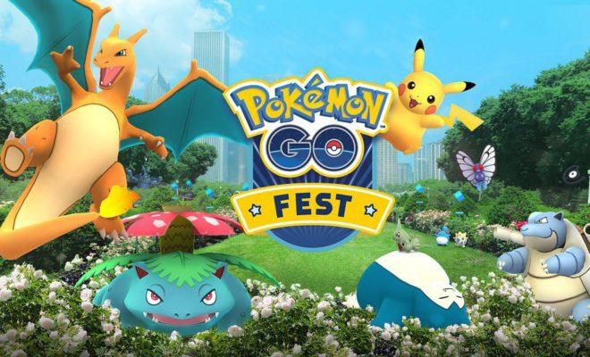 Le premier légendaire est sorti de son œuf — Pokémon GO Fest