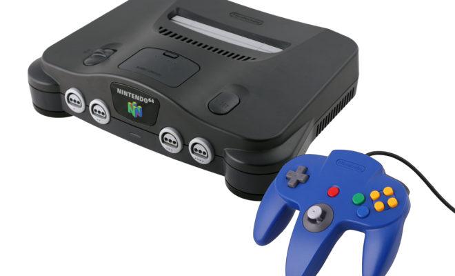 Une N64 Mini à l'étude chez Nintendo ?