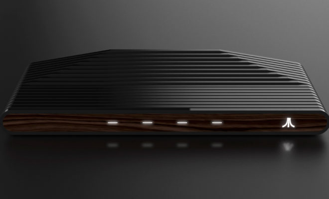 Ataribox : des détails et des images de la nouvelle console Atari