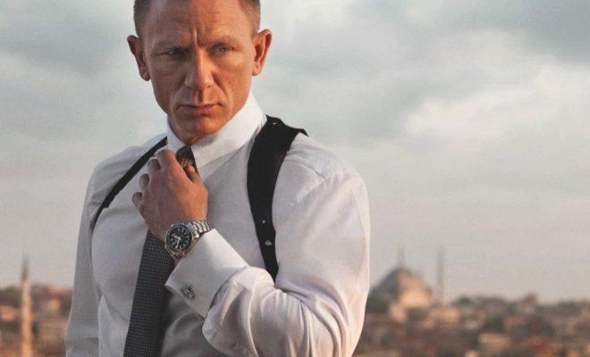 Daniel Craig sera bien le prochain James Bond