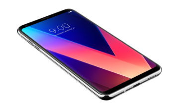LG V30 brings professional video capabilities to the masses (PRNewsfoto/LG Electronics MobileComm U.S.A)