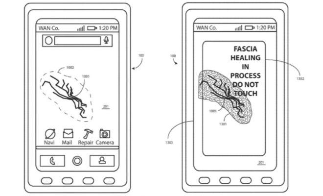 Bientôt des smartphones autoréparables ?