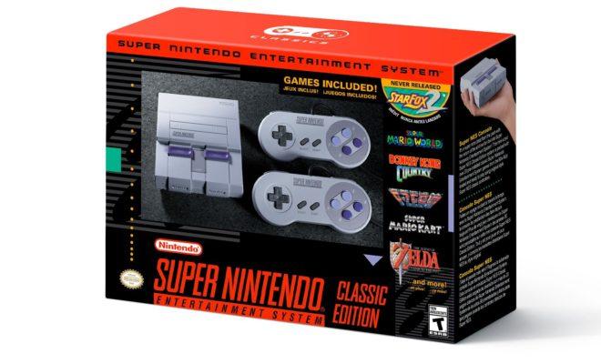 Nintendo va rééditer sa Nintendo Classic Mini d'ici l'été prochain