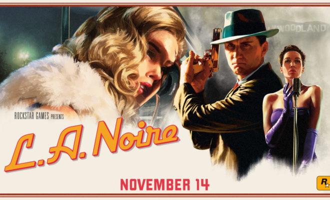 LA Noire confirmé sur Switch, PS4, Xbox One et HTC Vive !