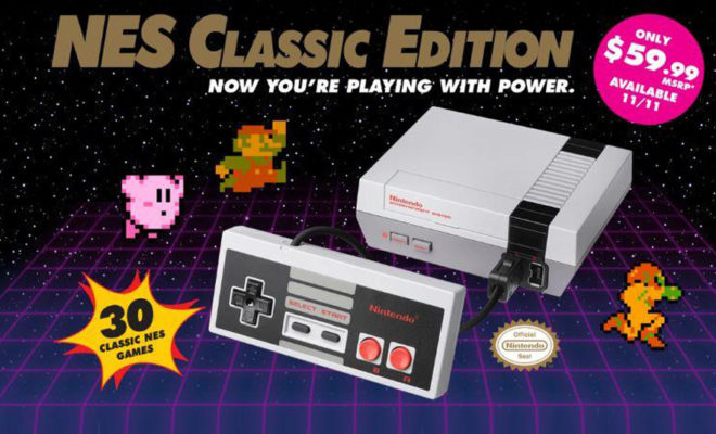 Super Nintendo Classic Edition : les ventes se poursuivront bien en 2018