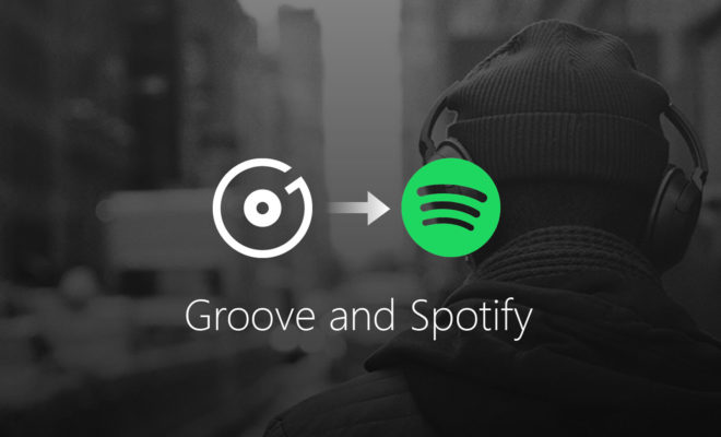 Microsoft ferme son service de streaming musical Groove Music