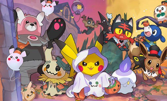Niantic tease l'évènement d'Halloween pour Pokémon Go